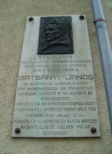 Batsányi János szülőháza