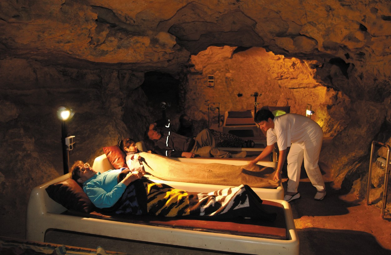 Barlang terápia